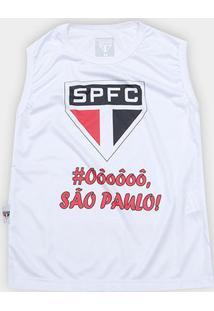 Regata Infantil São Paulo Torcida - Masculino
