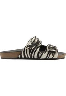 Sandália Fivelas Zebra | Anacapri