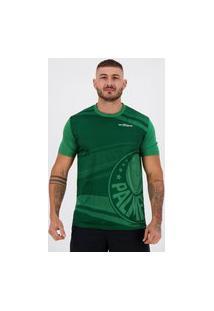 Camisa Palmeiras Waves 1914 Verde