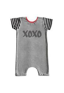 Pijama Curto Comfy Xoxo