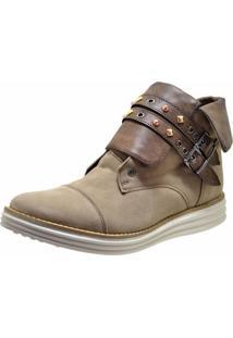 Tênis Dr Shoes Casual Marrom