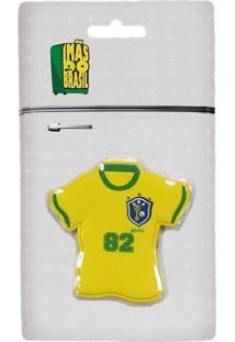Imã Brasil Camisa Retrô