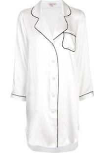 Morgan Lane Camisola Jillian - Branco