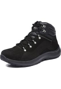 Bota Adventure Cano Alto Macboot Himalaia 02 Preto