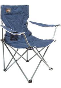 Cadeira Nautika Dobrável Alvorada - Unissex