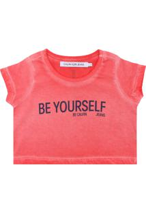 c57b83fa1d Blusa Para Menina De Grife Laranja infantil