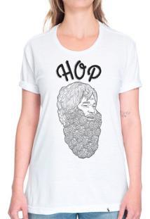 Beard Hop - Camiseta Basicona Unissex