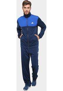 3b9cc97214 Agasalho Adidas Back 2 Basics Masculino - Masculino