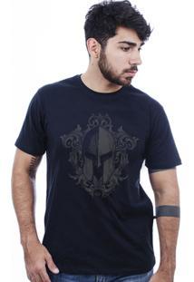 Camiseta Hardivision Elmo Corrosão Manga Curta - Masculino-Preto 95e2eb8649efd