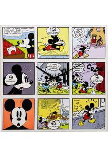 Relógio De Parede Decorativo - Disney - Mickey Mouse - Comics - Mabruk