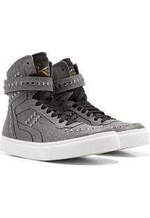 Sneaker K3 Fitness Spike Cinza