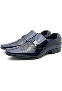 Sapato Social Venetto Prince Azul