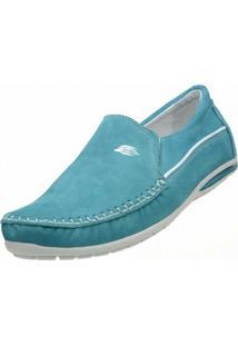 Sapato Cano Curto Verde masculino  9d9ba0f8c0c34