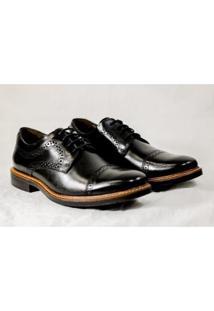 Sapato Democrata Oxford Masculino - Masculino