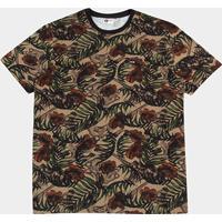 b544ad39384e4 Camiseta Mcd Especial Full Tropical Bones Masculina - Masculino
