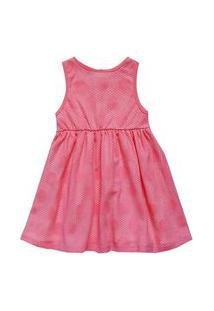 Vestido Infantil Menina Modelagem Evasê Kyly-1