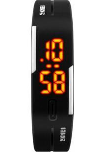 Relógio Skmei Digital 1099 - Unissex-Preto