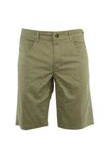 Bermuda Oakley 5 Pockets Short Cinzaclaro