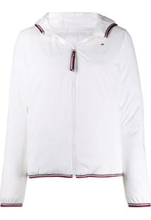 Tommy Hilfiger Reversible Padded Jacket - Branco