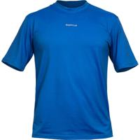 Camiseta Esportiva Curtlo Active Fresh Manga Curta Azul Royal 4976be3d79b86
