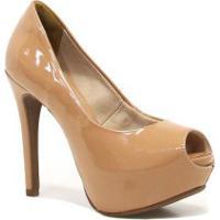 13ab8f465 Peep Toe Aberto Tradicional feminino | Shoes4you