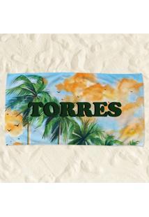Toalha De Praia Torres Pump Up