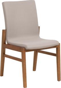 Cadeira Camã©Lia - Cru