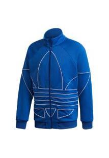 Jaqueta Adidas B Tf Out Ply Tt Azul