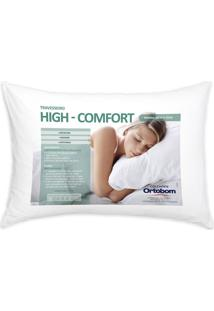 Travesseiro Confort Branco