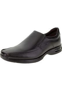 Sapato Masculino Social Air Spot Democrata - 448027 Preto 01 38