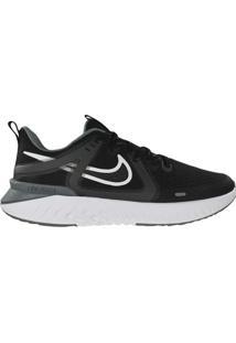 Tênis Nike Legend React 2 Preto/Cinza - 38