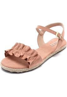 528d0ce62 Rasteira Babado Fivela feminina | Shoes4you