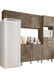 Cozinha Compacta 4 Peças Lia – Poliman - Demolição