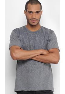 Camiseta Local Estampada Masculina - Masculino 040f8de9eb6ff