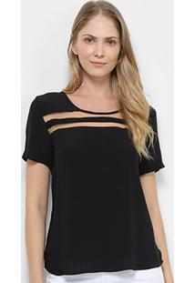 Camiseta T-Shirt Forum Tule Feminina - Feminino