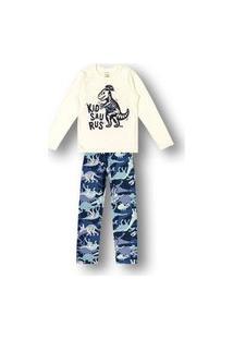 Pijama Marisol Bege