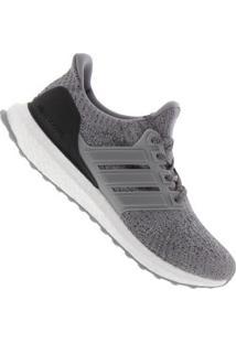 Tênis Adidas Ultra Boost - Masculino - Cinza Escuro b88cdb3f04537