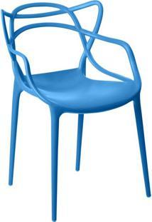 Cadeira Allegra Azul Rivatti