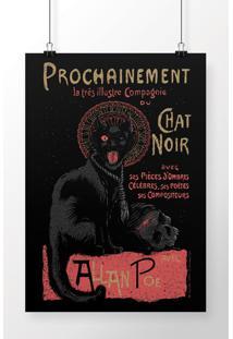 Poster Chat Noir