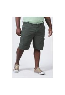 Bermuda Sarja Plus Size Verde Militar Bermuda Sarja Plus Size Verde Militar 66 Kaue Plus Size
