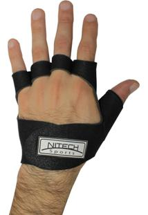 Luva Neoprene Com Polegar - Nitech Sports - Unissex