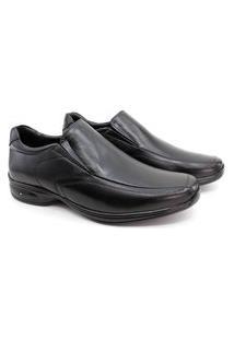 Sapato Masculino Jotape 3D Vision 71455 Tam 45 Ac Preto