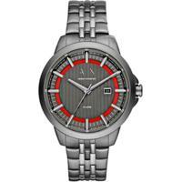 f0953f4bcca Relógio Armani Exchange Masculino Copeland - Ax2262 1Cn Ax2262 1Cn -  Masculino-Grafite