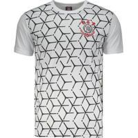 15a96ab4f5 Camisa Corinthians Square Sccp Masculina - Masculino