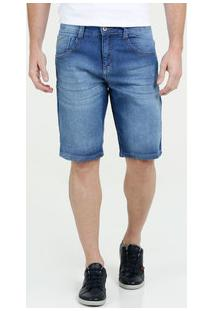 Bermuda Masculina Jeans Biotipo