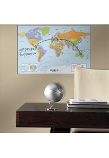 Rabisque Mapa Mundi