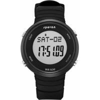 6249d732a32 Netshoes. Relógio Masculino Spovan Digital ...