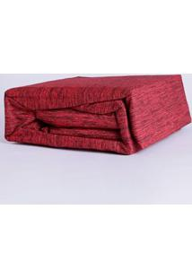 Capa Protetora Para Sofá Vermelho