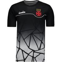 a291330f85 Camisa Diadora Vasco Concentração 2018 Masculina - Masculino