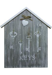 Porta Chaves Keys Em Madeira Kasa Ideia - Tricae